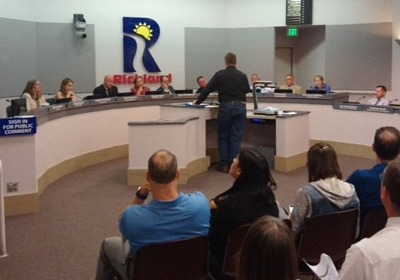 Richland City Council approves Westcliffe Heights subdivision