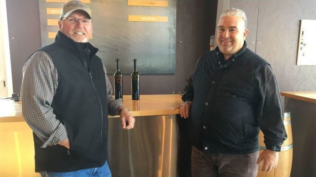 Local winemaker, winegrower earn statewide recognition