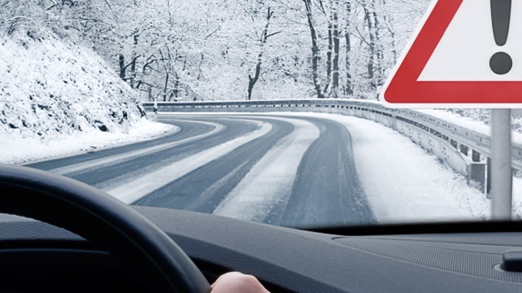 NWS: Winter storm warning in effect, road travel could be 'hazardous or impossible'