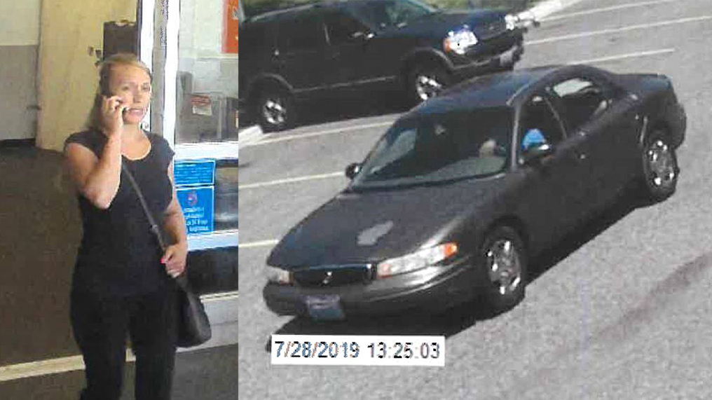Police trying to ID woman who stole from Walmart by 'returning' item she didn't pay for