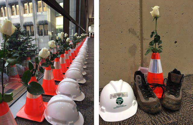 WSDOT holds memorial for fallen construction workers in the state
