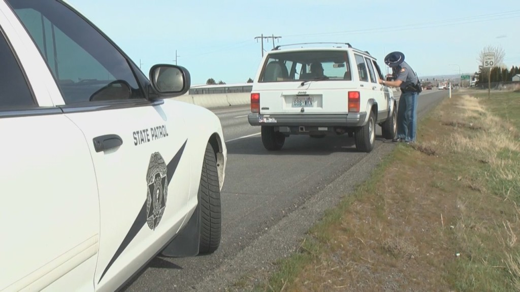 WSP conducting emphasis patrols through five different counties for WSU Thanksgiving travel