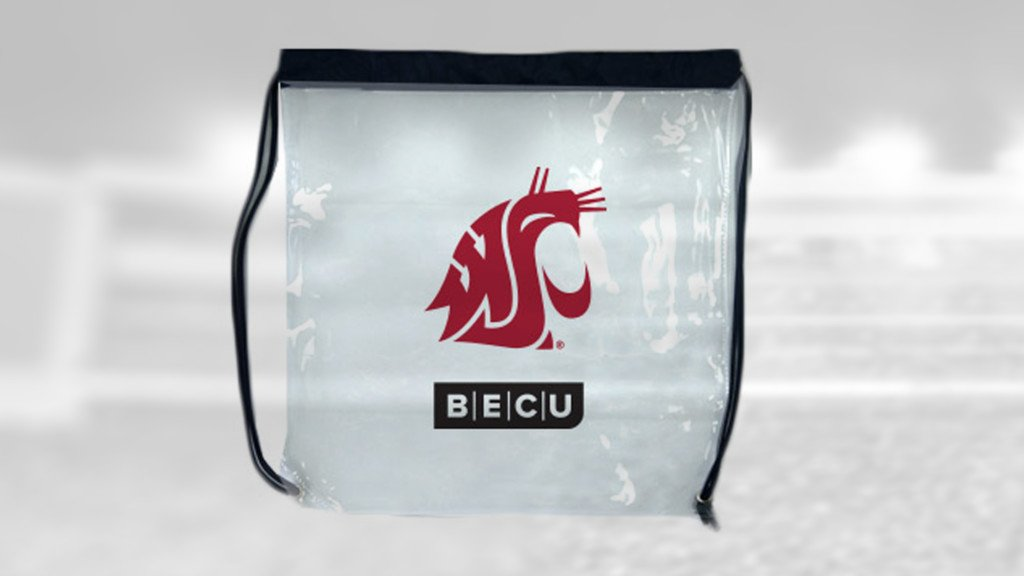 Coug fans: Be aware of new bag policy at Martin Stadium