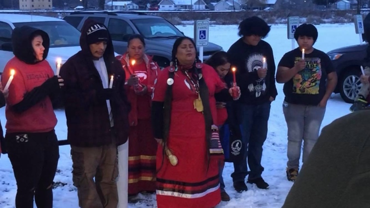 Families of missing, murdered indigenous people find strength in community