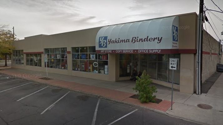 Yakima Bindery closing store after 115 years in downtown