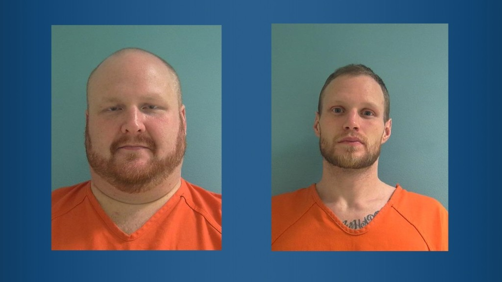 Manhunt underway for 2 escaped Yakima County inmates