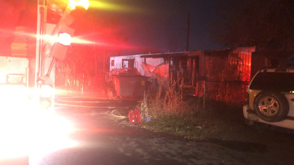 Coroner identifies Yakima woman who died in Tuesday's mobile home fire