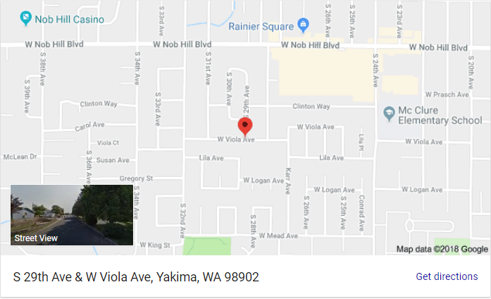 Yakima fire crews unable to enter torched home due to potential explosives