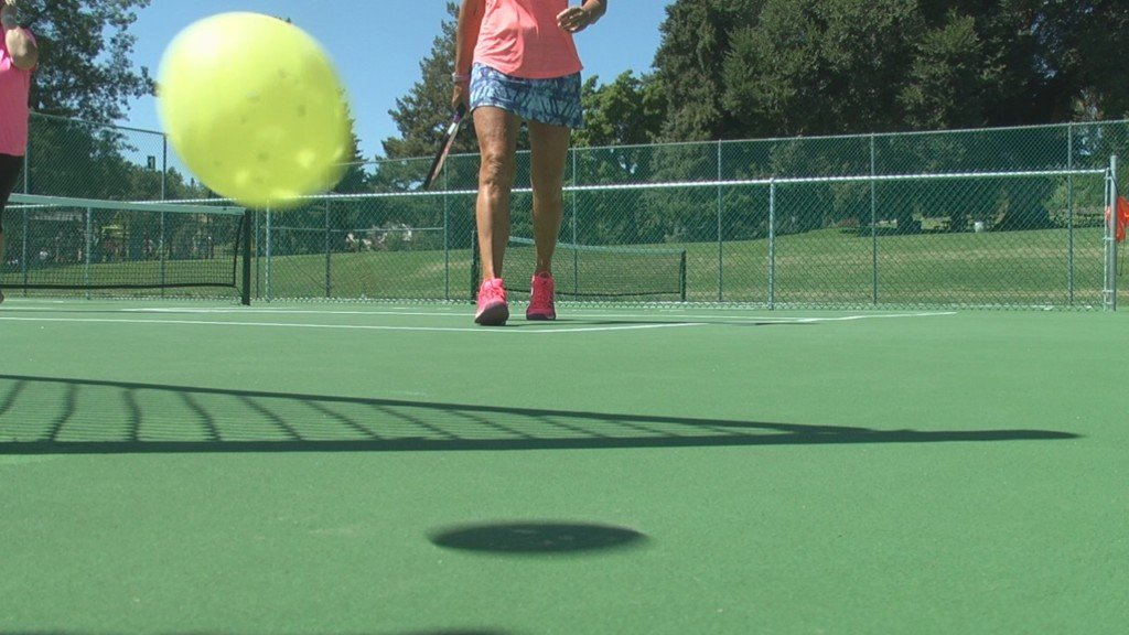 Yakima opens new pickleball courts at Franklin Park