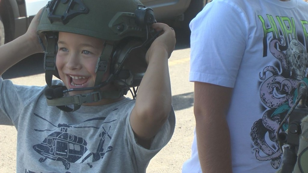 Citizens go behind the scenes with law enforcement