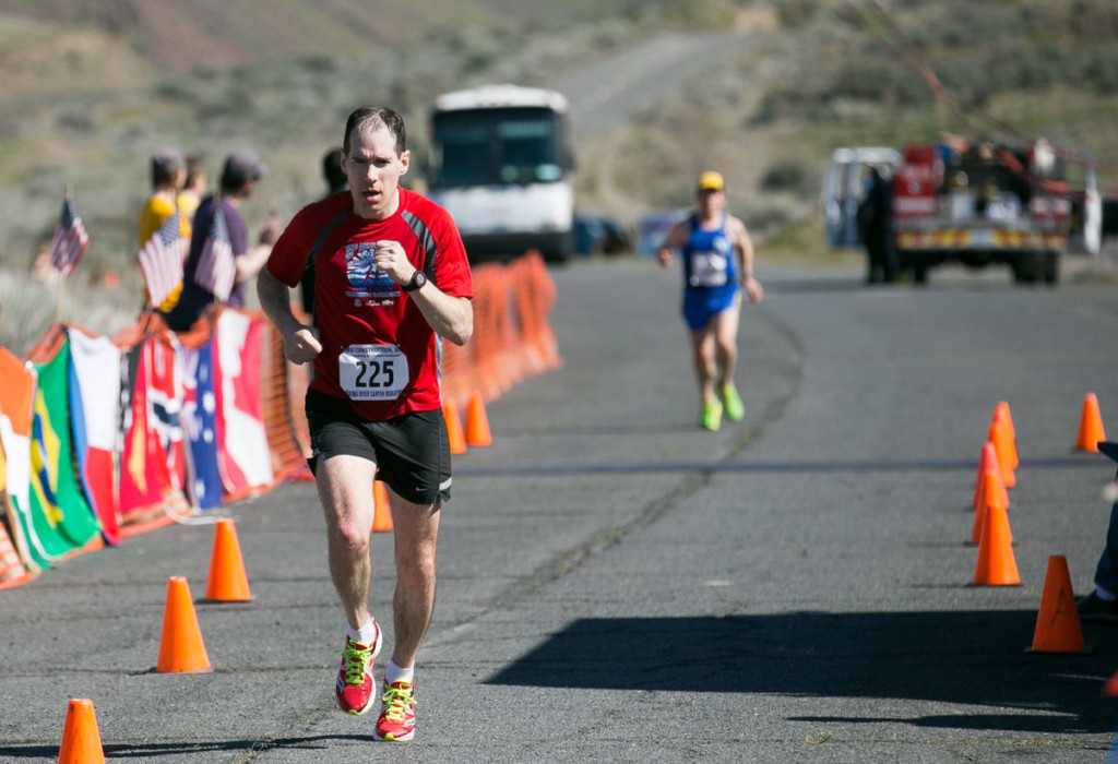 Portion of S.R. 821 to close Saturday for Yakima River Canyon Marathon