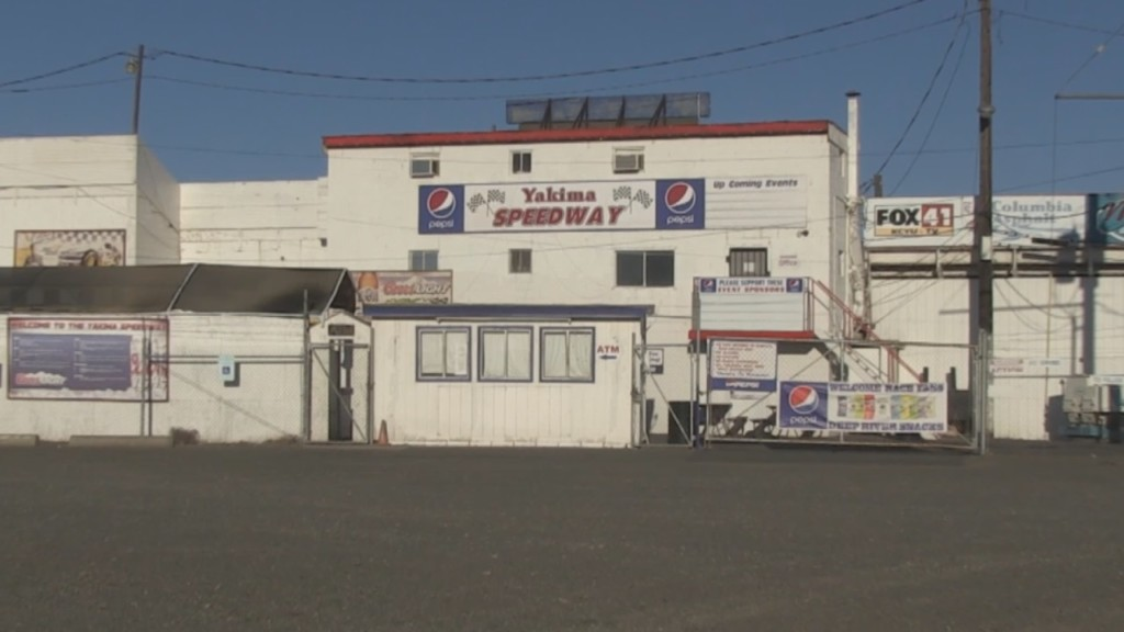 Petition calls for Yakima Speedway to stay after announcement that it will be sold