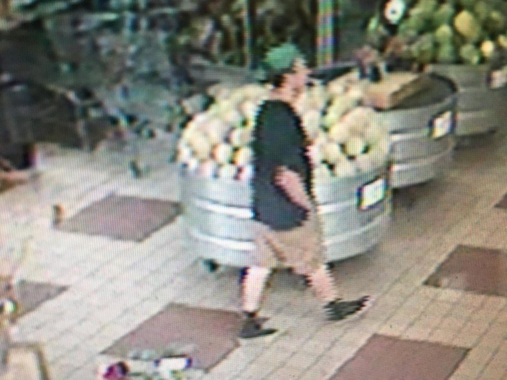Police looking for shoplifters