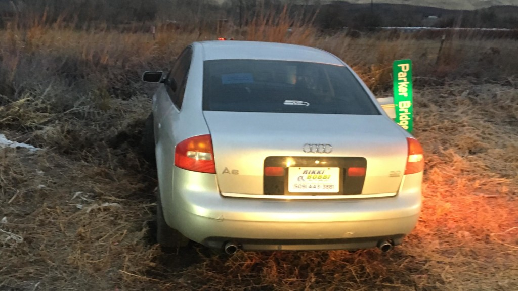 Zillah man arrested after high-speed chase ends in crash