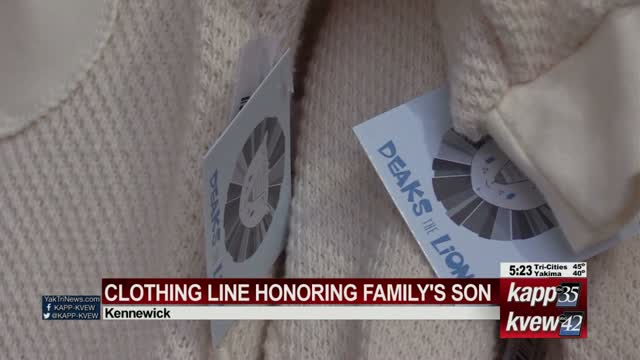 Local clothing store donating proceeds in honor of child