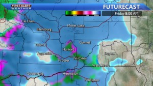 Snow/Wintry Mix early Friday