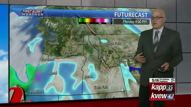 Your Friday local forecast - 1/10/2020