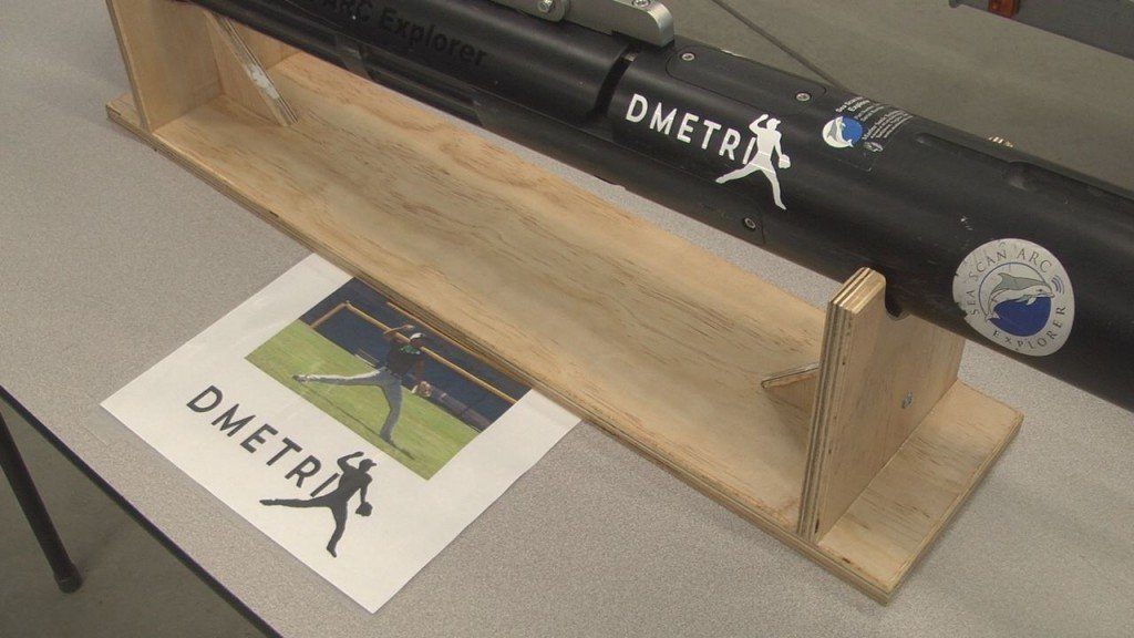 Columbia Basin Dive Rescue's new sonar system named Dmetri