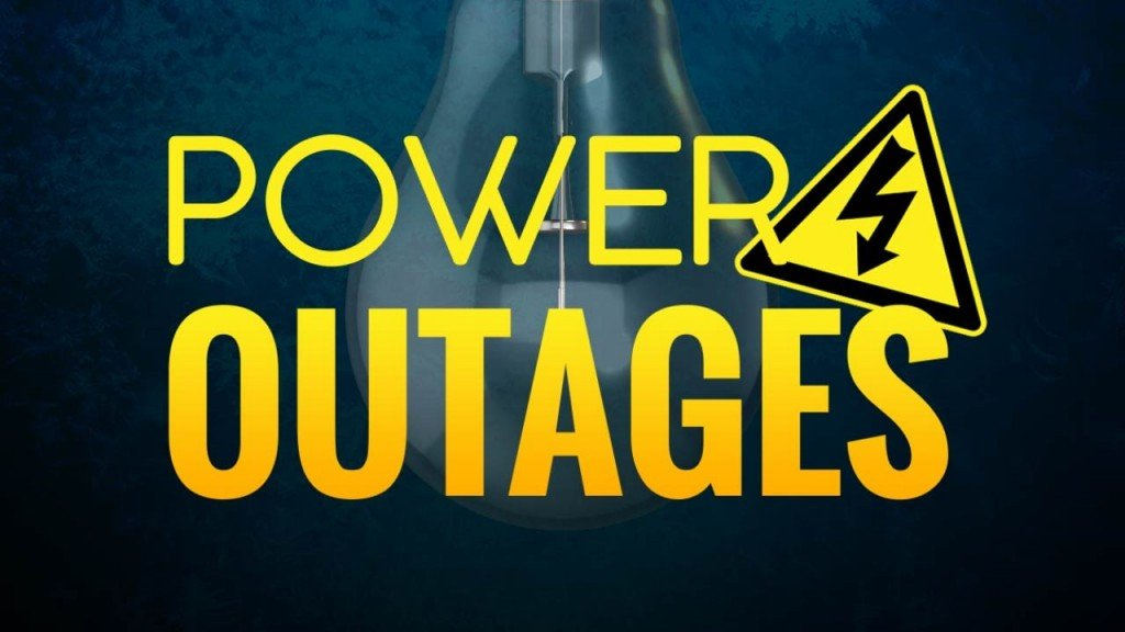 power outage in Hermiston