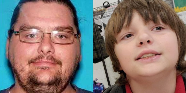 Phillip Stephen White II and his son Phillip Stephen White III. (Photos released by Memphis Police Department)