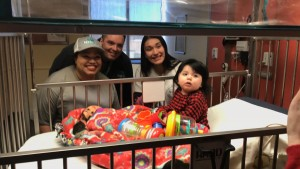 Kadlec patients receive Valentines
