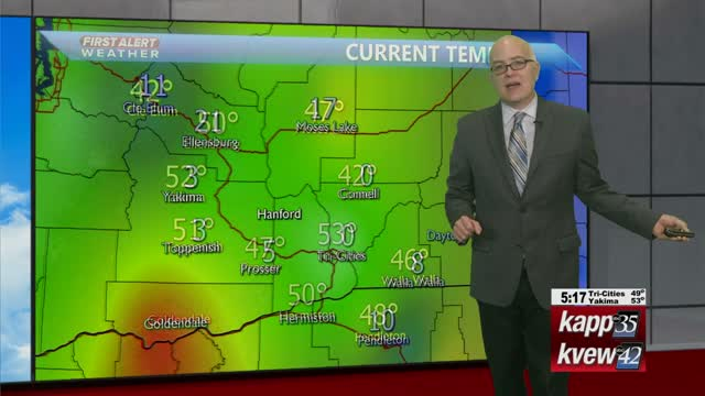 First Alert Forecast Pm 3/25/20