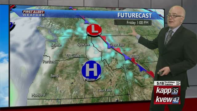 First Alert Forecast Pm 3/31/20