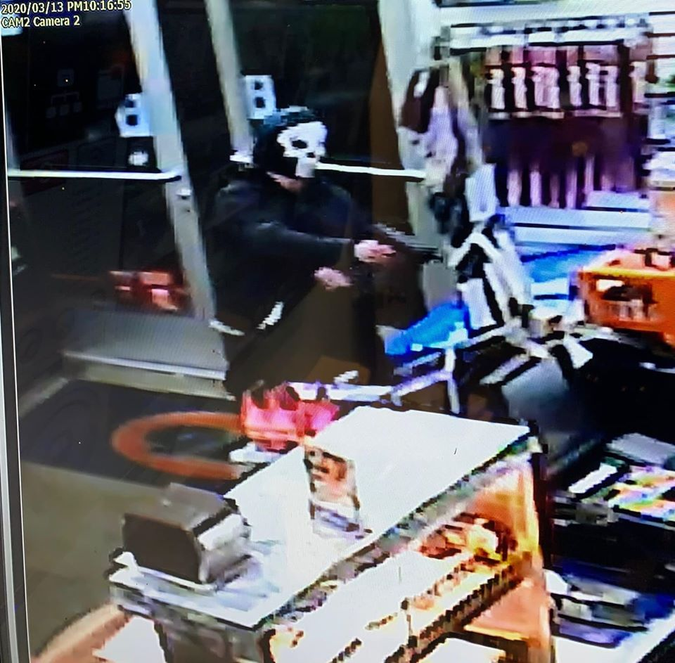 Robbery South Cle Elum