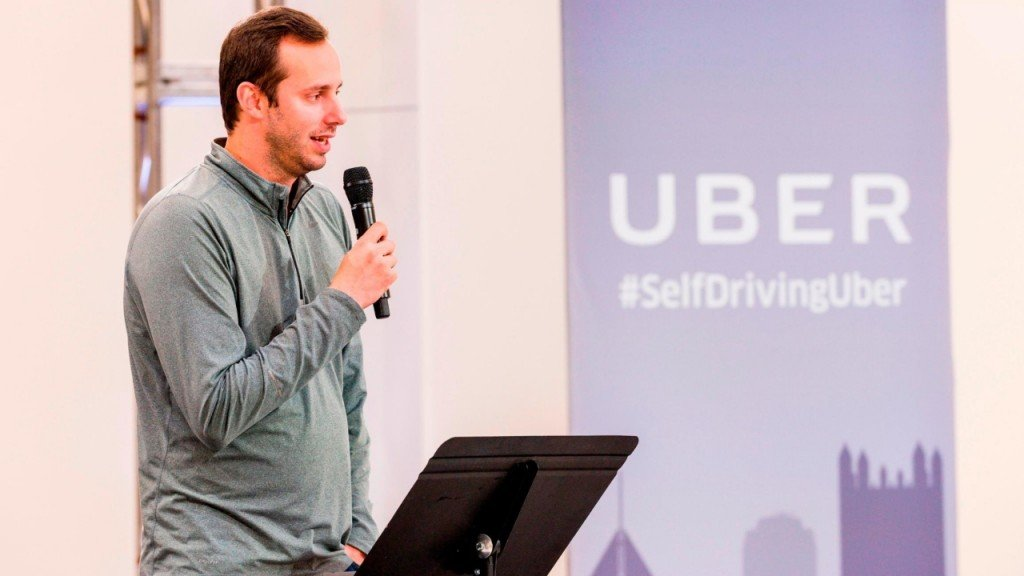 Former Uber exec charged with alleged trade secrets theft from Google