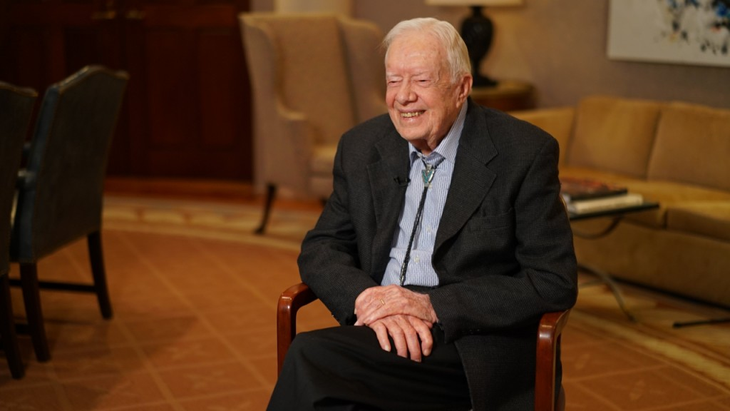 Jimmy Carter says reelection of Trump would be a 'disaster'
