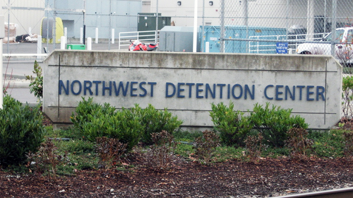 Immigration detention center operator sues city of Tacoma
