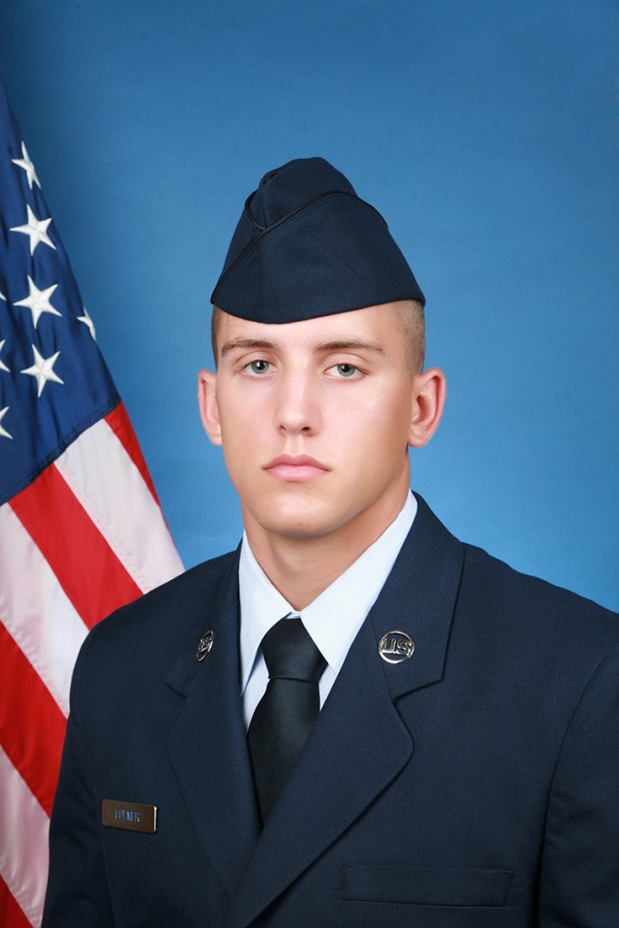 Local Airman Graduates Basic Training
