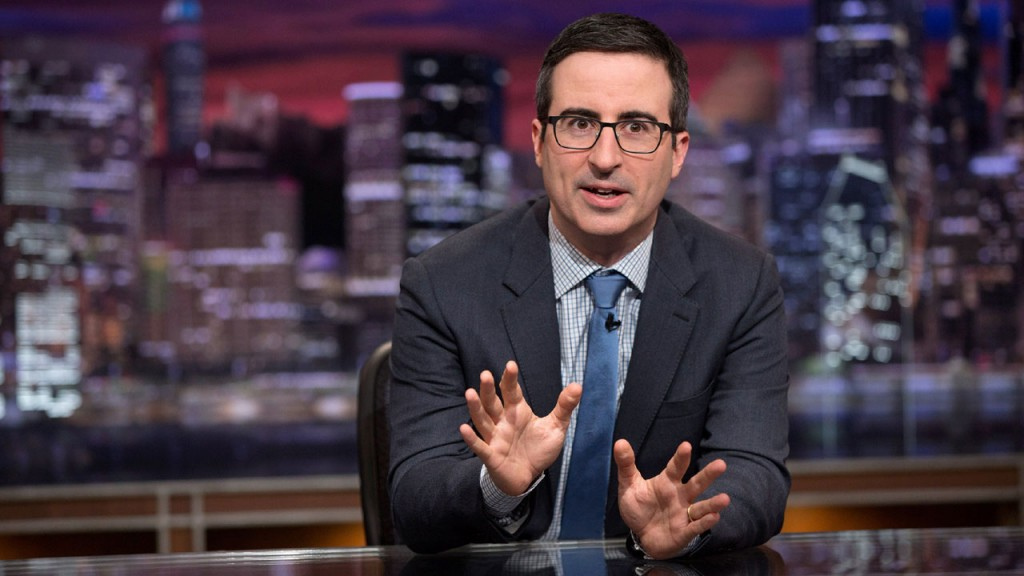 Competition multiplying in rabbit books as John Oliver trolls Pence