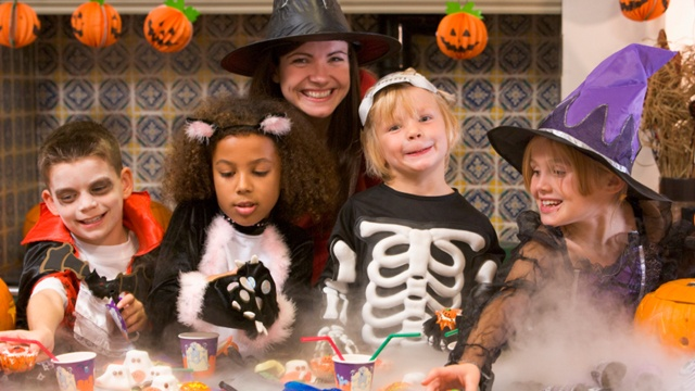 Fun ideas for youth Halloween parties