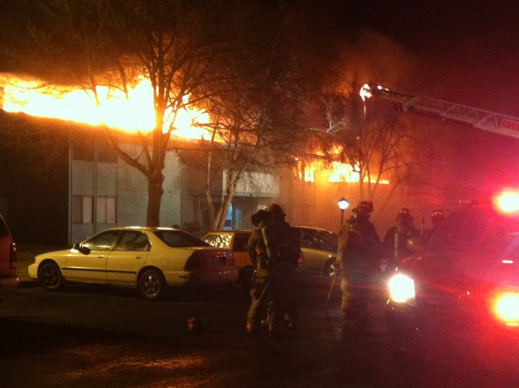 Kennewick Fire Department Doesn't Find a Breach of Policy in Lakeside Apartment Fire