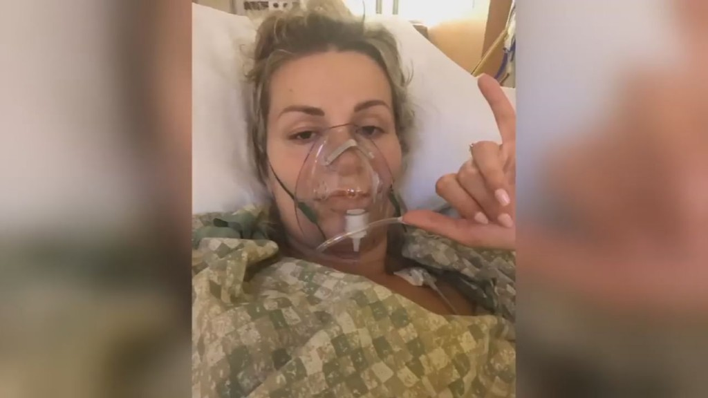 Mom With Covid 19 Back At Home After Giving Birth To Healthy Baby Girl While In A Coma