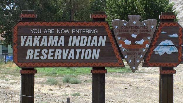 Yakama Nation sues mining company over expansion project