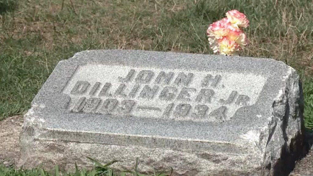 John Dillinger's body might not be exhumed from cemetery after all