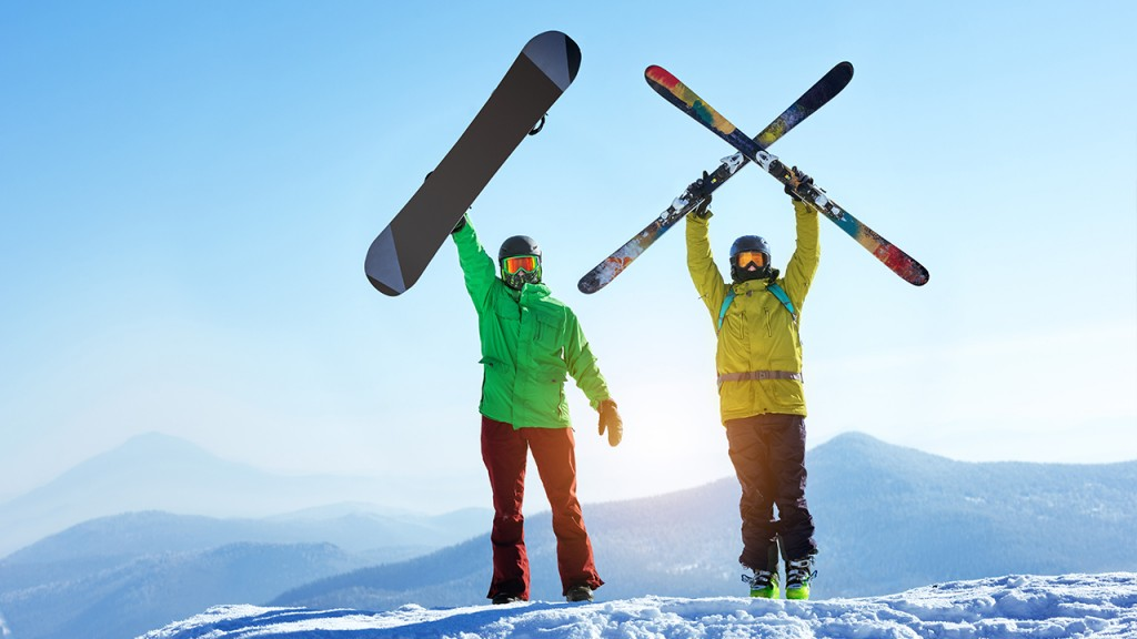 Skiing vs. snowboarding: Which is right for you?