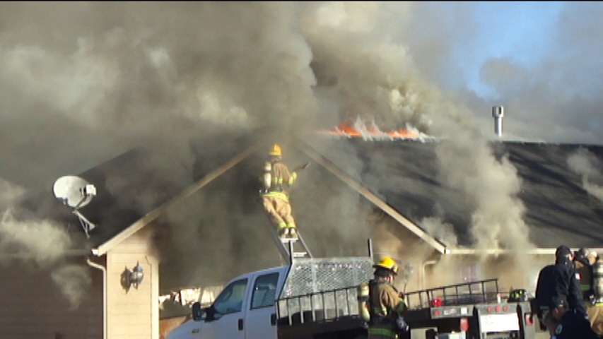 UPDATE: Victim Identified in Fatal House Fire in College Place