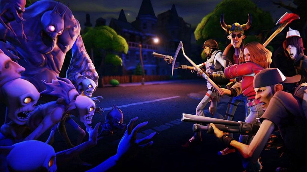 Fortnite teams up with Michael Jordan for crossover