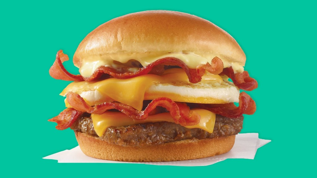 Here's what Wendy's is offering for breakfast
