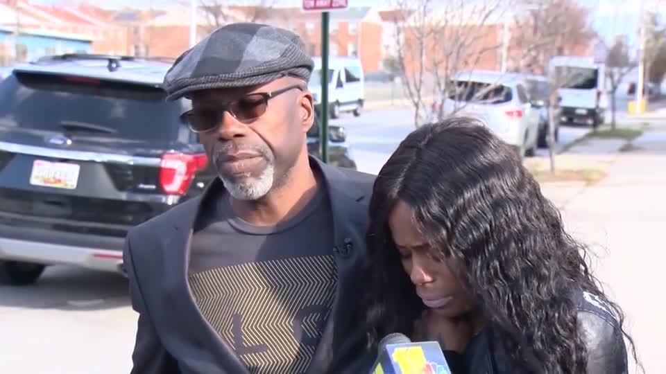 Family staged Baltimore woman's death, blamed panhandler, police say