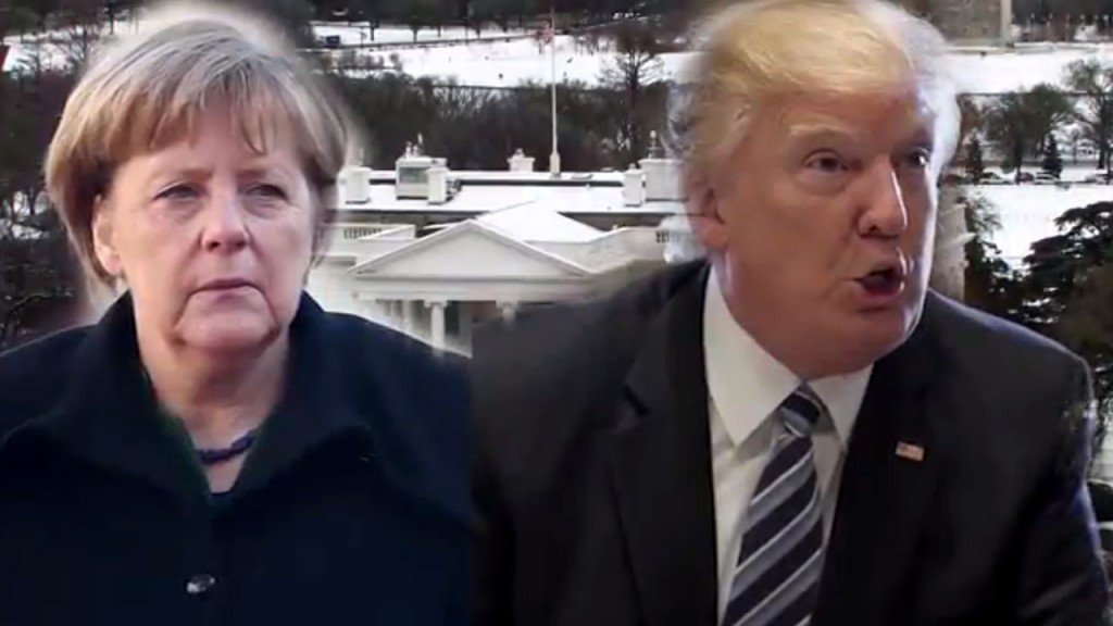 Trump keeps up criticism of Germany