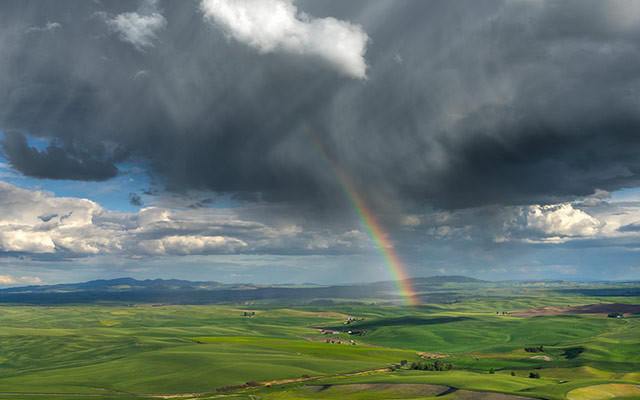 Palouse One of America's Top 10 Scenic Drives