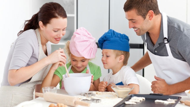 Dessert recipes for mom that kids can make