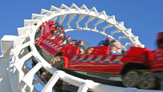 Care-free days at theme parks giving way to virus safeguards