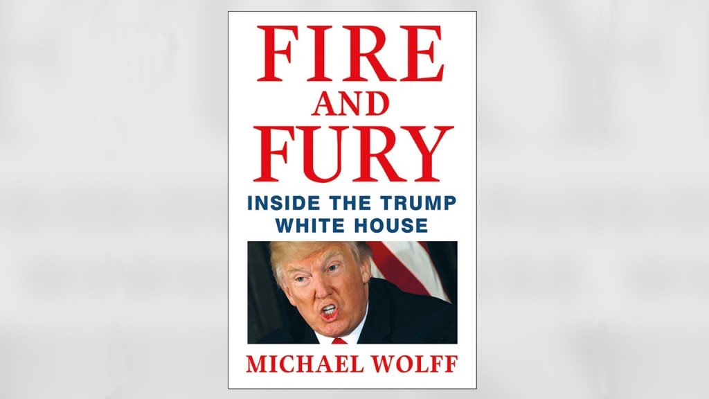 'Fire and Fury' sales numbers on par with Taylor Swift's 'Reputation'
