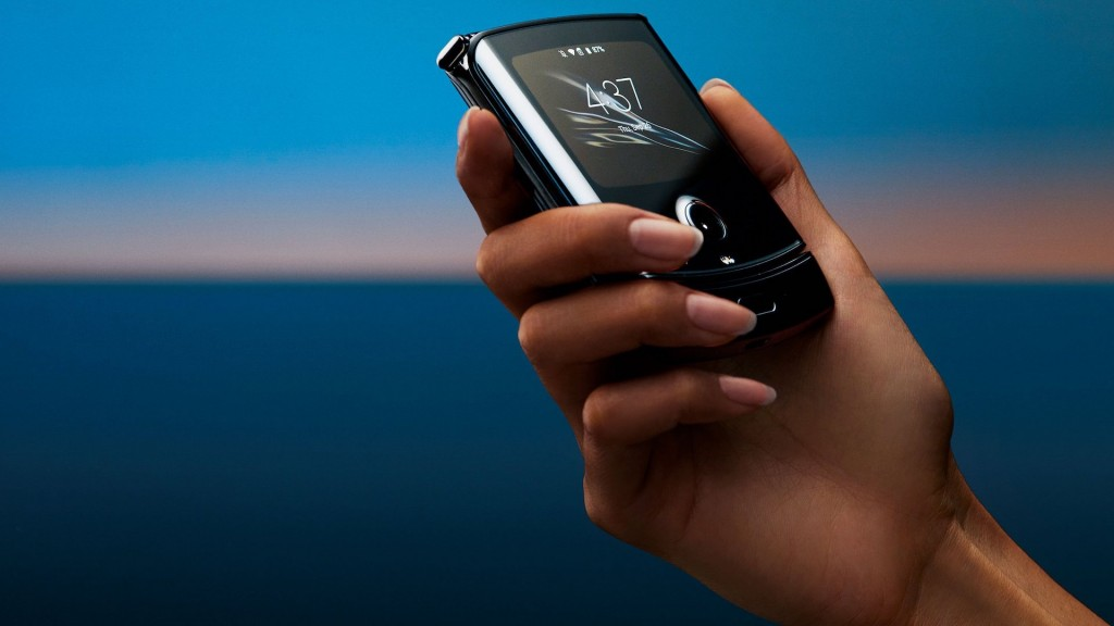 Motorola Razr making comeback as $1,500 folding smartphone