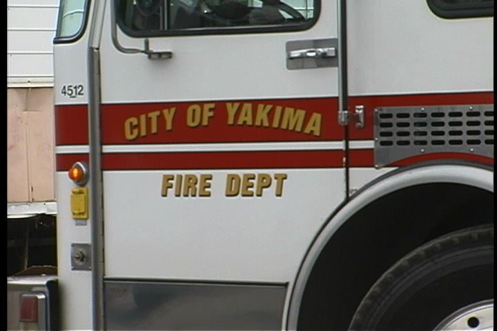Two injured in Yakima house fire